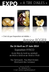 "FITECO - Exposition ""A Tire d'Aile"""
