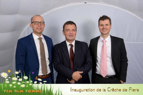 Inauguration PIM PAM POMME